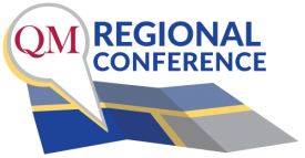 QM Regional Conferences logo