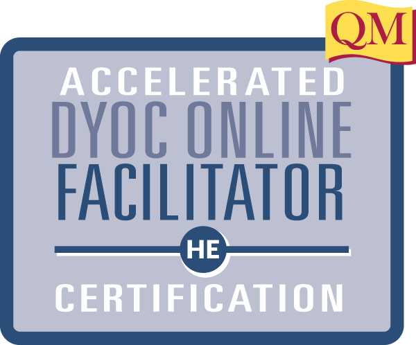 Accelerated DYOC Online Facilitator Certification