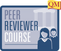 Peer Reviewer Course icon